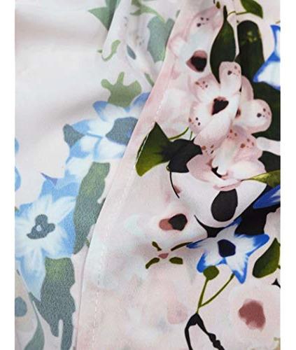 prettoday mujeres   de impresión floral