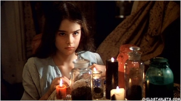 Pretty Baby 1978 Louis Malle Brooke Shields Susan -4548