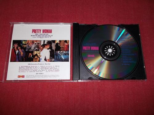 pretty woman - soundtrack cd usa ed 1990 mdisk