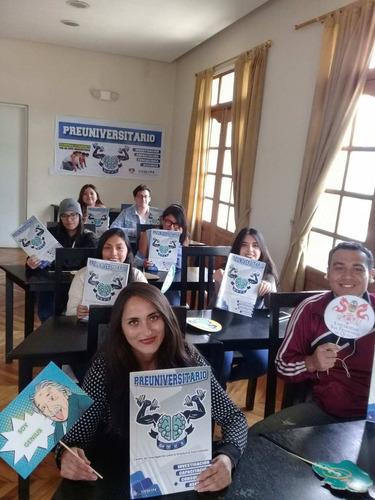 preuniversitario, clases particulares