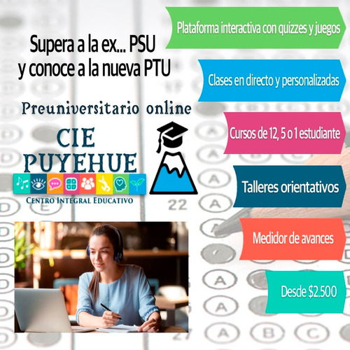preuniversitario online