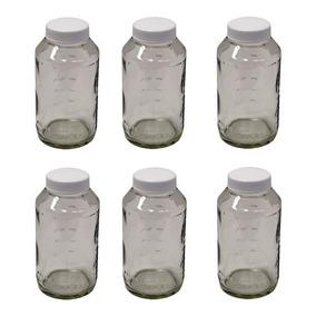 2704b7abb Frasco Jar Vidrio en Mercado Libre Colombia