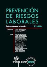 prevención de riesgos laborales(libro )