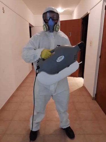 prevención, desinfecciones, fumigación, control de plagas.