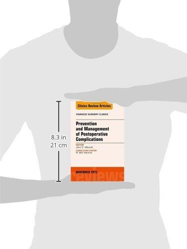 prevención y manejo de complicaciones postoperatorias, una