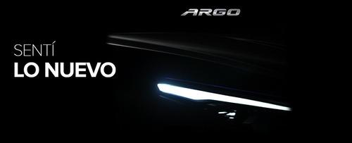 preventa argo drive 1.3 0km - anticipo $61.000 y cuotas 0%