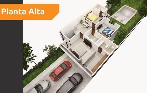 preventa casa con amplio terreno en dzitya
