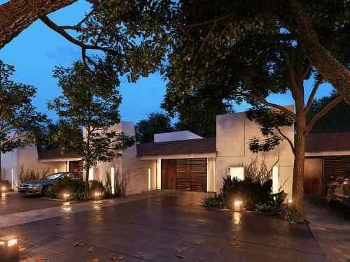 preventa, casas tipo villas de 1 piso en privada rue, inversión inteligente.