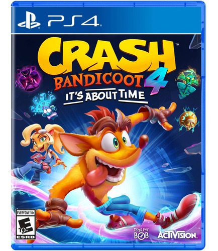 preventa crash bandicoot 4 it's about time playstation 4
