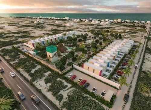 preventa de bonitas villas en la playa