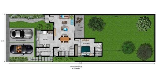 preventa de casa en privada residencial sevilla