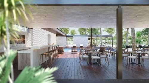 preventa de casas en playa del carmen  arcos bambú