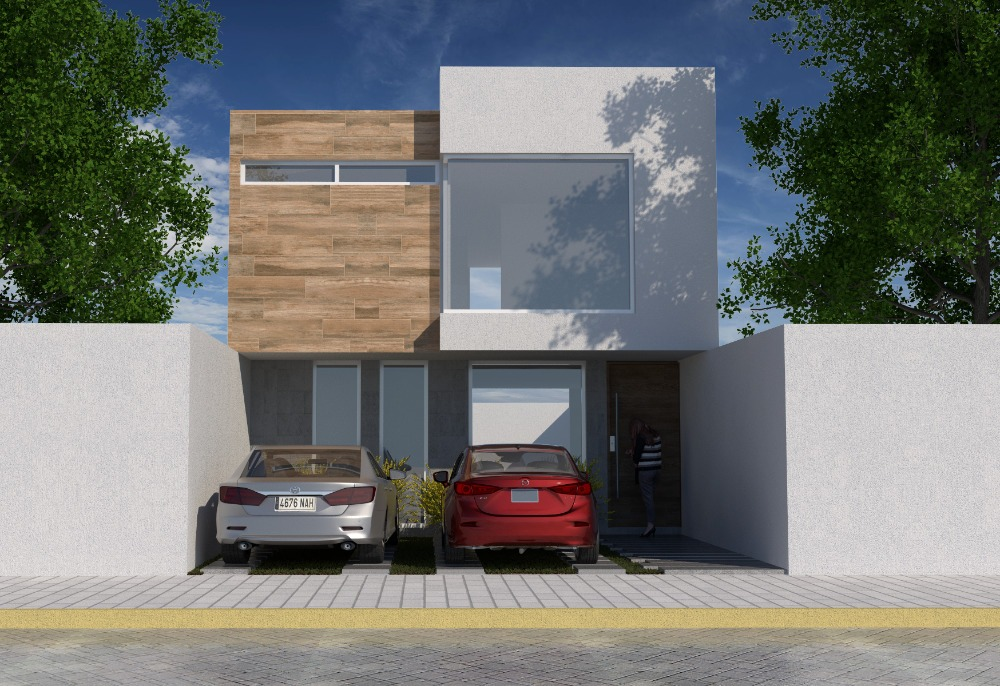 preventa de casas residenciales tulancingo hgo