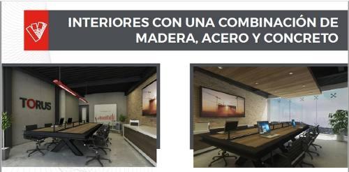 preventa de oficinas lujo y confort