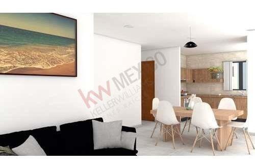 preventa - departamentos de 3 recamaras   117 m2  y  totalmente equipados, en torre montebello - en villa de pozos