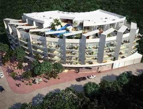 preventa departamentos de lujo playa del carmen rivera maya