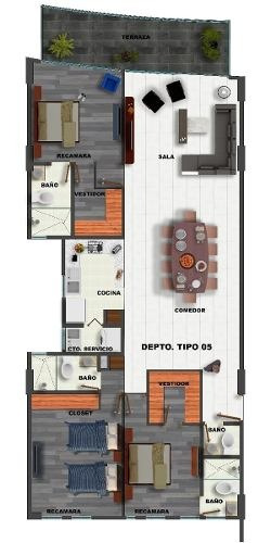 preventa departamentos de lujo! the grand living