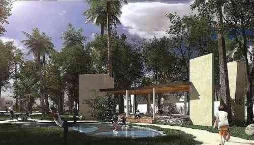 preventa en privada magnolia residencial 1 piso extenso terreno y alberca
