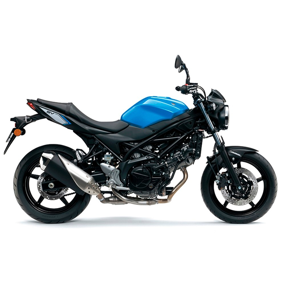 Moto Suzuki Sv650a Abs Entrega Inmediata - U$S 13.900 en