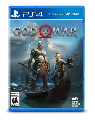 preventa god of war 4 - ps4 - gamer overdose