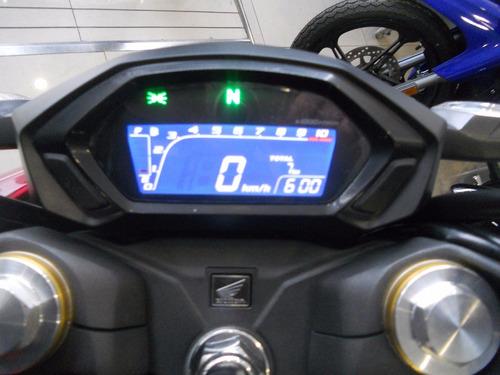 preventa honda cb 190r  roja o negra  en motolandia 47988980