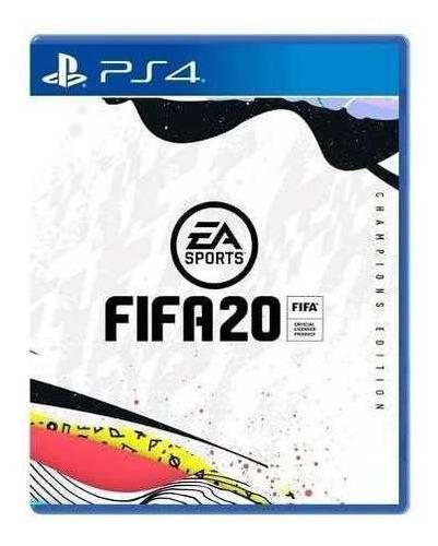preventa juego ps4 fifa 20 champions edition
