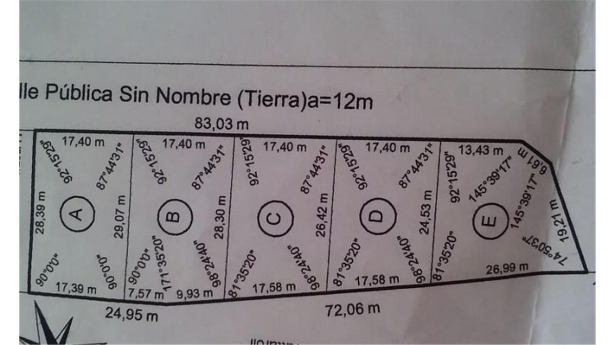 preventa lote 508m2 en centro de papagayos san luis