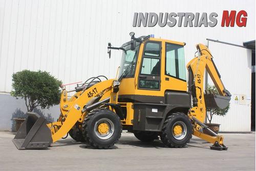 preventa mini excavadora ct18 1800kg nueva !