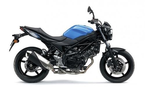 preventa moto suzuki sv650 sv 650 azul urquiza motos