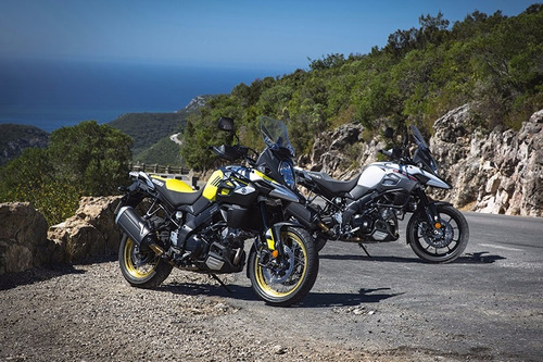 preventa moto touring suzuki vstrom 1000 xt v strom 0km