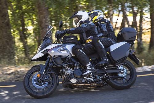 preventa moto touring suzuki vstrom 1000 xt v strom