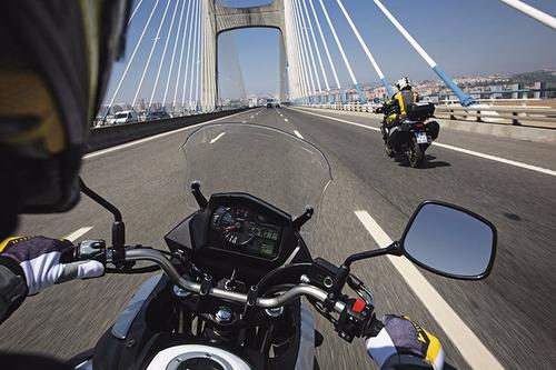 preventa moto touring suzuki vstrom 650 xt v  0km potencia