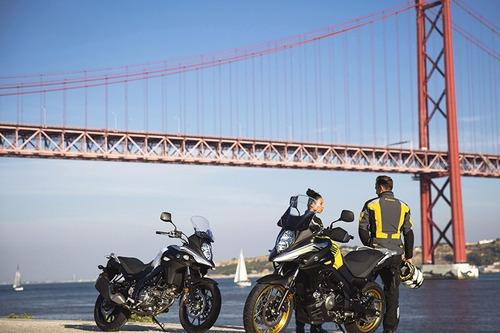 preventa moto touring suzuki vstrom 650 xt v strom 0km julio