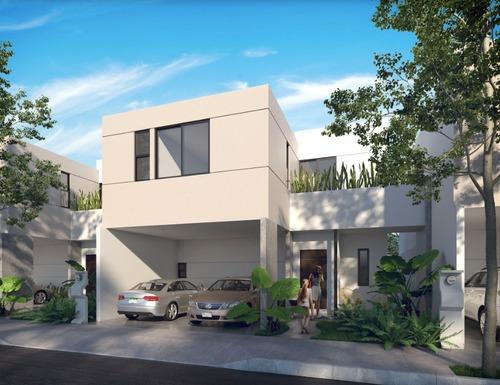 preventa privada residencial sevilla en cholul mod macarena