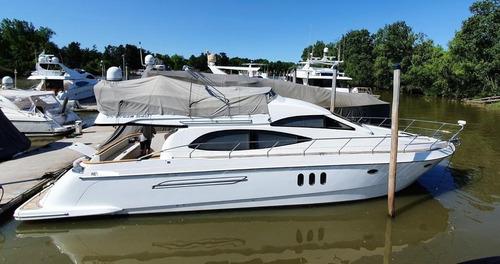 preveza 54 - 2011 - 2 iveco 620 hp - mooney embarcaciones
