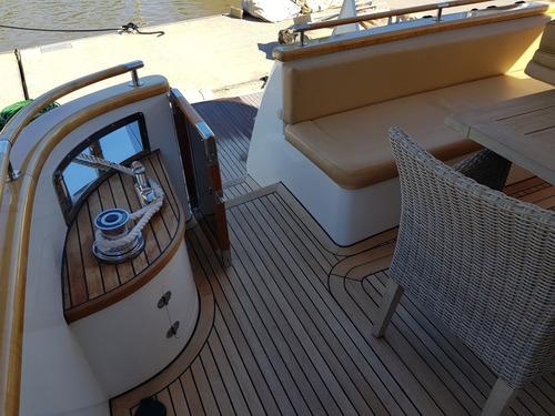 preveza 700 2012 crucero con 2 motores man 1000 permuta finc