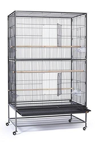 prevue hendryx f050 productos para mascotas jaula de hierro