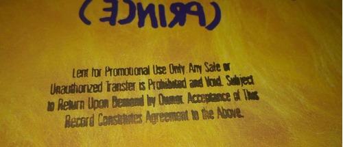 price maxi 12   primera edicion usa promo