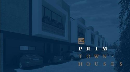 prim townhouses de lujo ultimo ¡¡