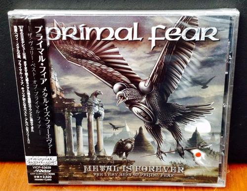 primal fear metal is forever - the best of primal fear