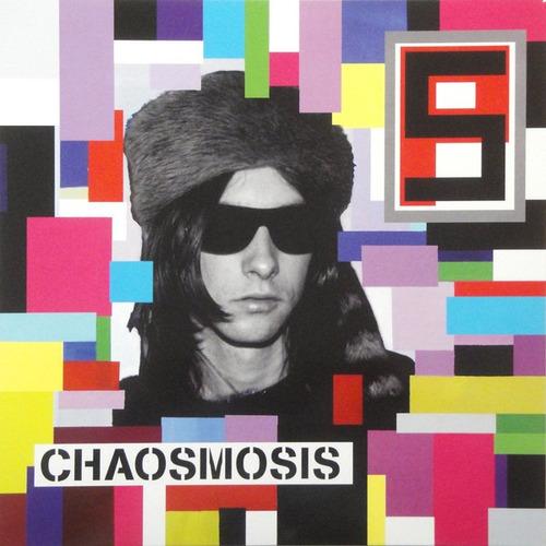 primal scream - chaosmosis - nuevo vinilo + cd
