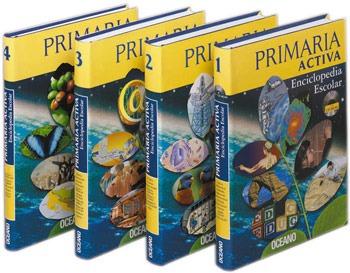 primaria activa enciclopedia escolar - oceano