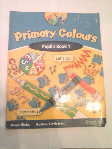 primary colours pupils book 1 cambridge