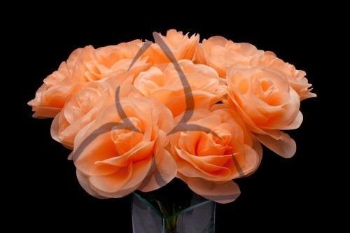 primavera flores artificiales rosas artificiales la docena