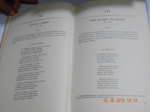 primavera y flor de la literatura hispánica tomo iv