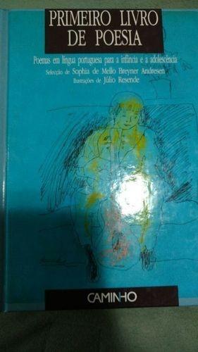 """Resultado de imagem para Primeiro Livro de Poesia"""""""
