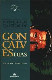 Primeiros Cantos  G. Dias. 1846