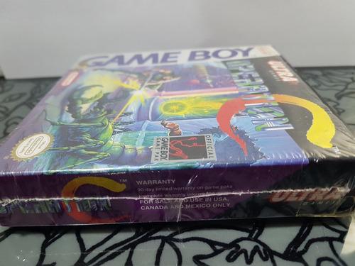 primer contra juego operation c game boy gb nintendo