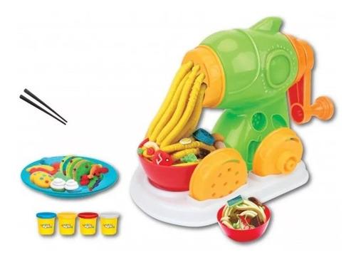 primer fabrica de fideos love masa para jugar a cocinar