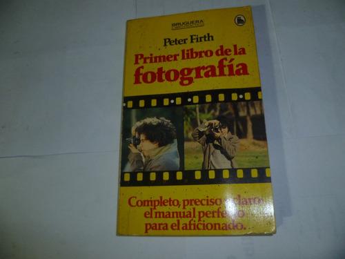 primer libro de la fotografia